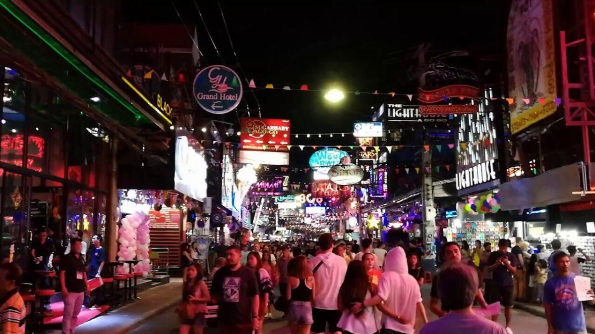 Walking Street Pattaya for Families