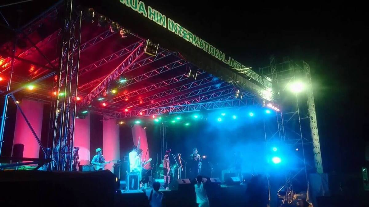 Hua Hin Jazz Festival 2020 is Taking Place in October 2020