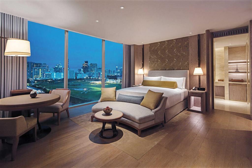 Waldorf Astoria Bangkok Room Raates