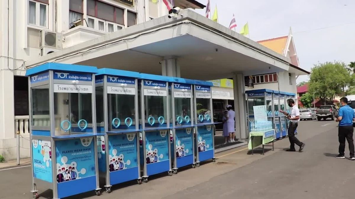 Thailand's COVID-19 policy is being praised