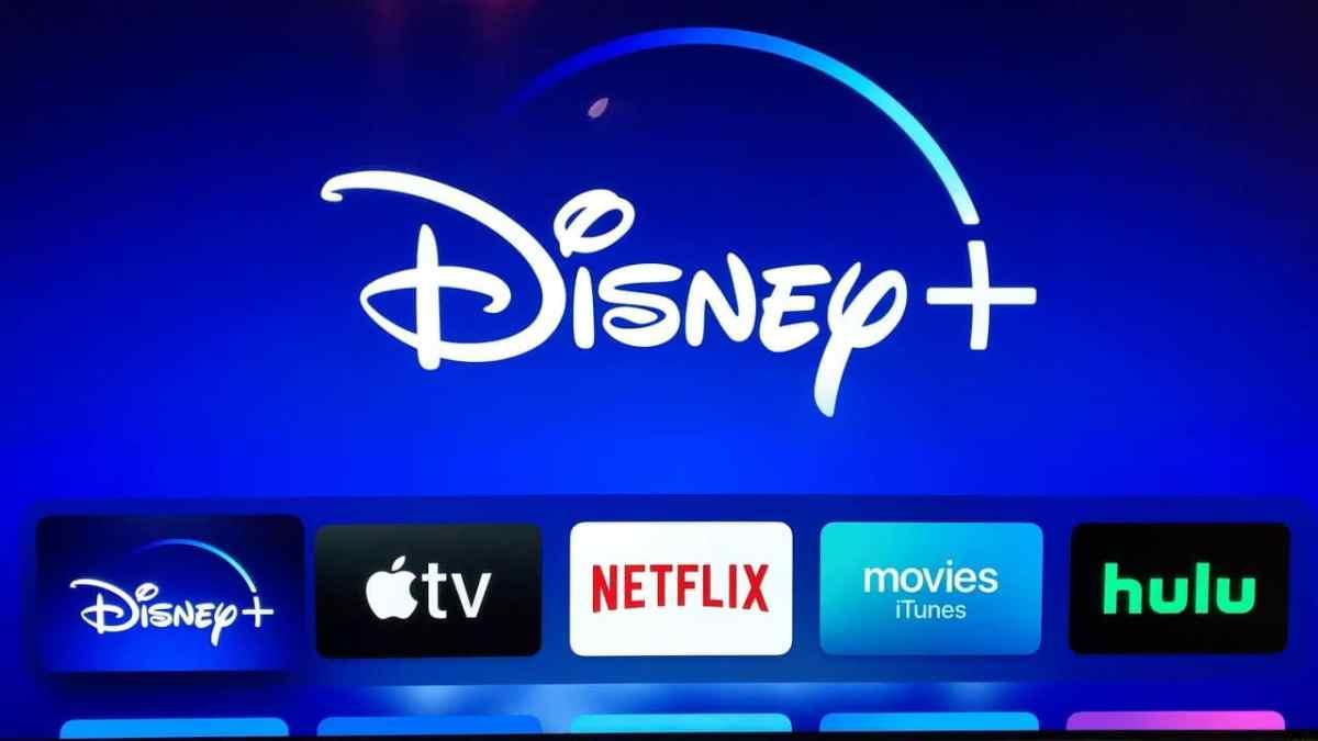 Disney + Trending Google Play Store Apps