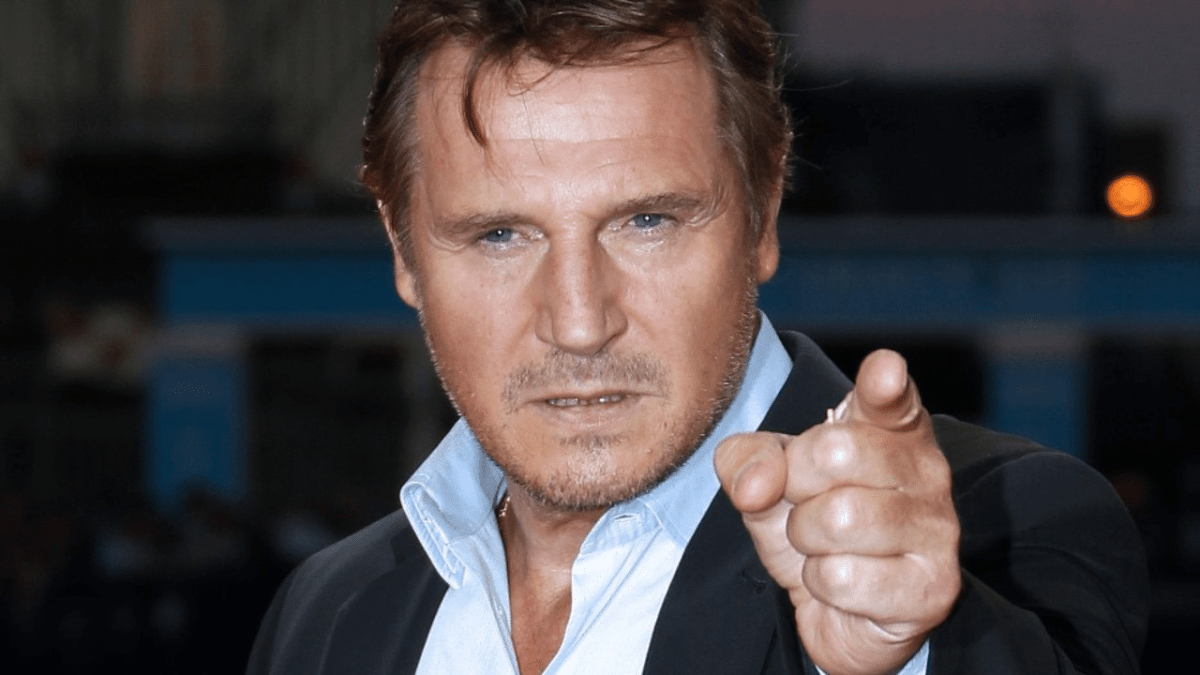 Liam Neeson Retiring from Action Movies