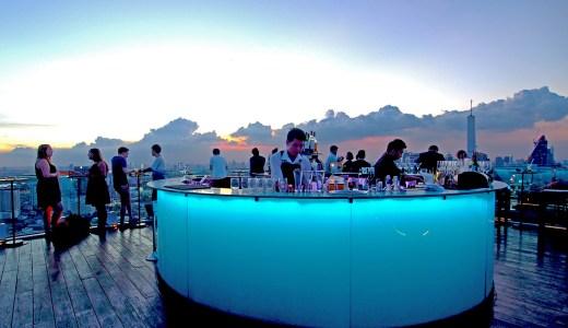 オクターブ ルーフトップバー (Octave Rooftop Bar)
