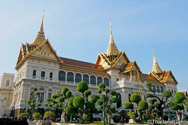 バンコクにある8つの王宮