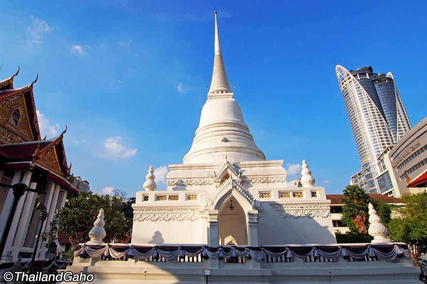 パトゥムワナーラーム寺院