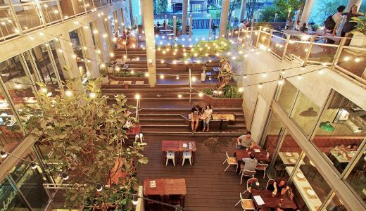 バンコク カフェ ログ (Bangkok Café Log)