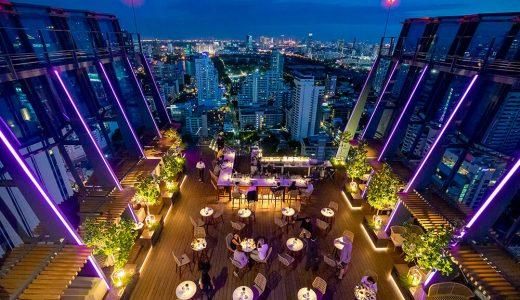 スペクトラム ルーフトップバー (Spectrum Bangkok)