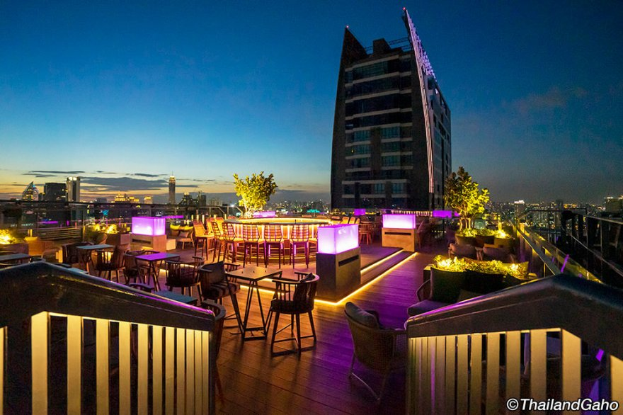Spectrum Rooftop Bar