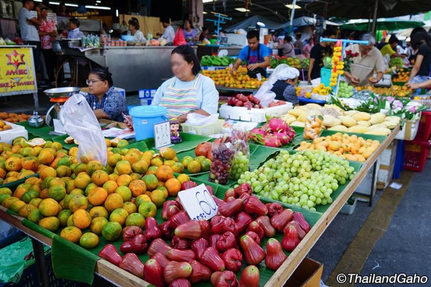 プーケット生鮮市場