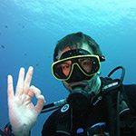 Diver signalling ok