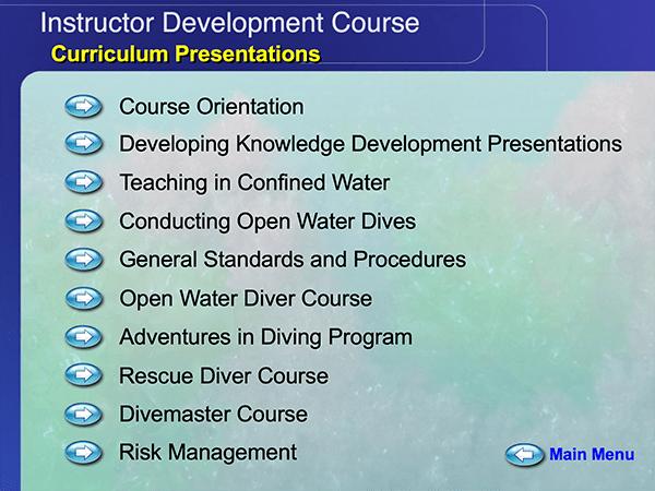 IDC presentations
