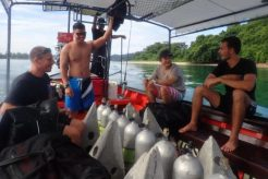 longtail boat trip