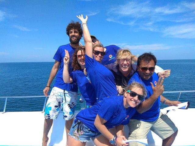 New PADI Open Water Scuba Instructors