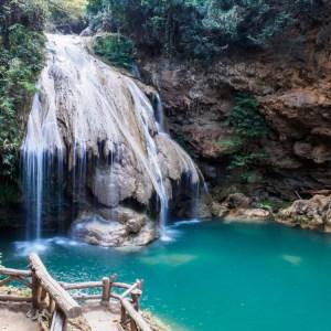(Ko Luang Waterfall)