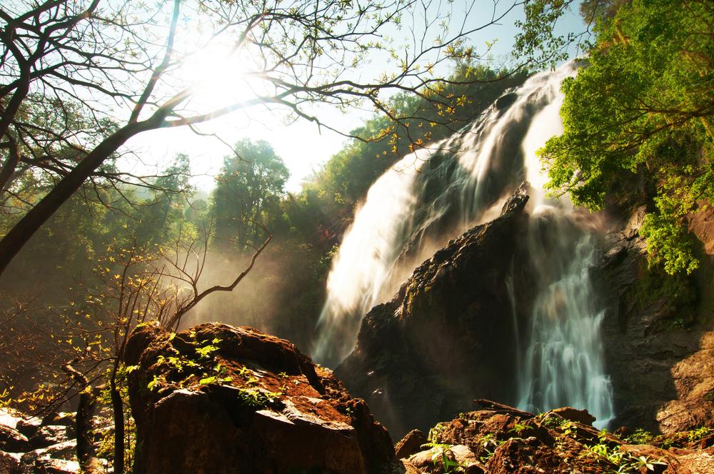 น้ำตกคลองลาน (Klong Lan Waterfall)
