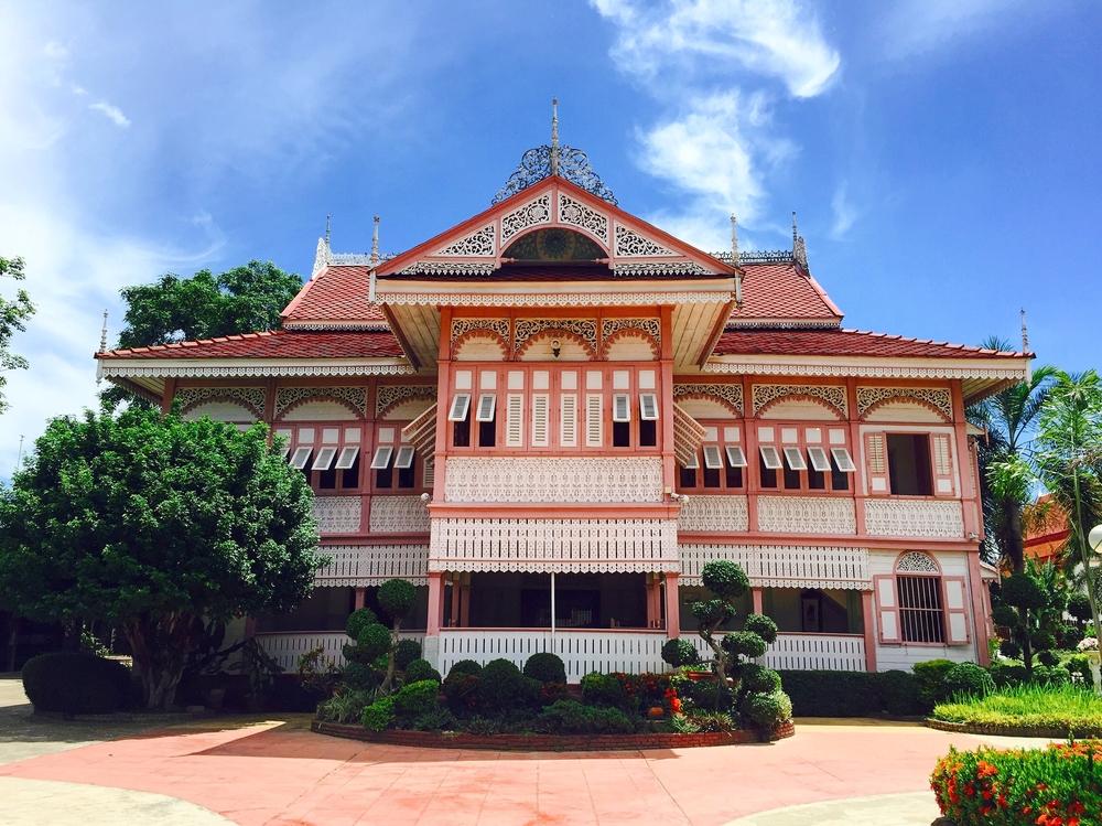 บ้านวงศ์บุรี (Vongburi House)