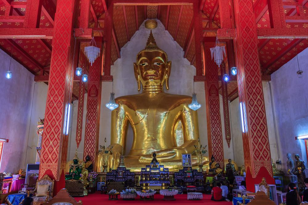 Wat Sri Khom Kham