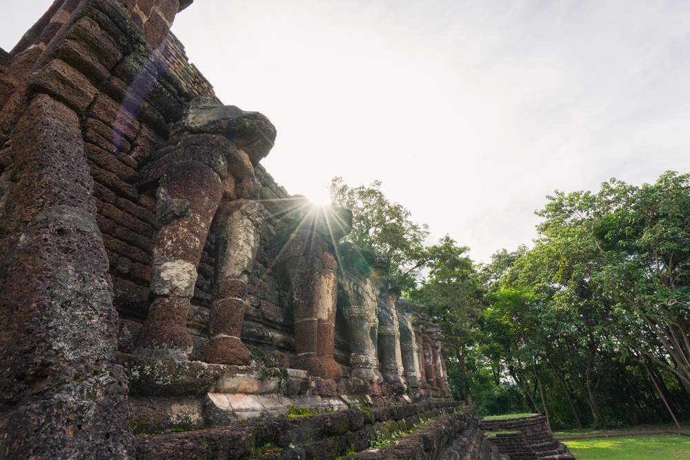 Kamphaeng Phet – An All-In-One Destination of History and Abundant Nature in Thailand