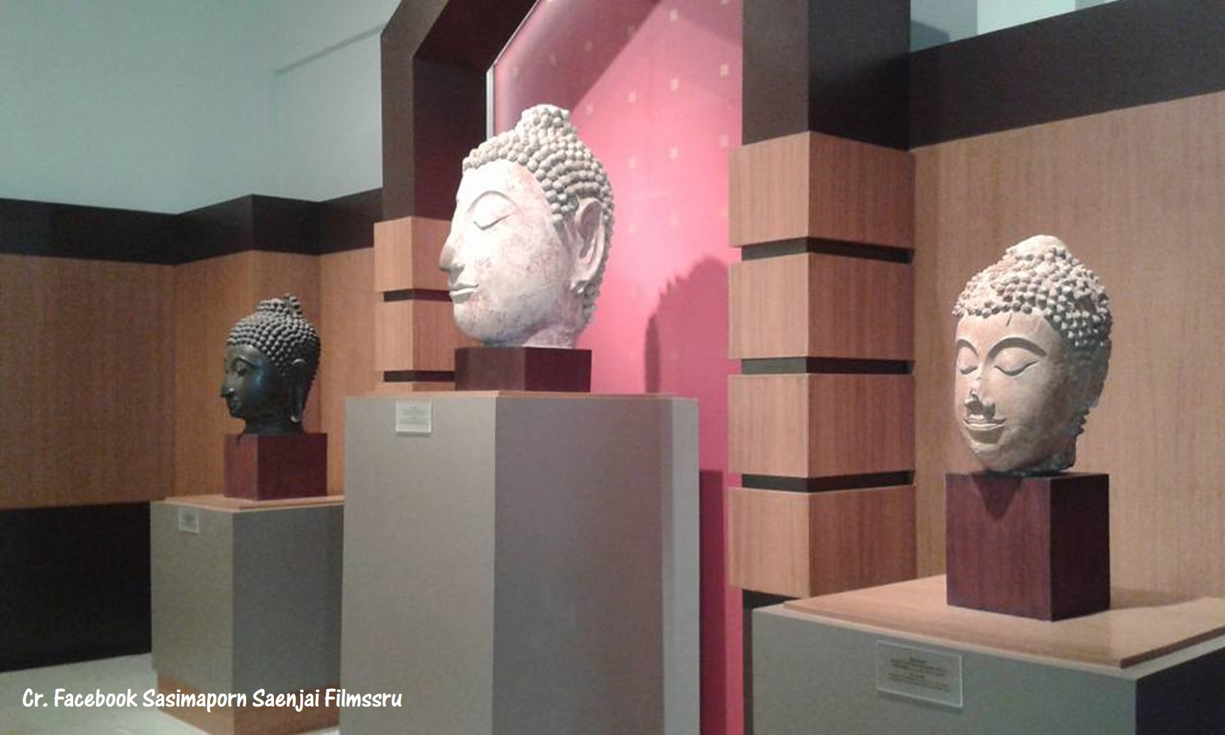 Kamphaeng Phet National Museum (พิพิธภัณฑ์แห่งชาติกำแพงเพชร)