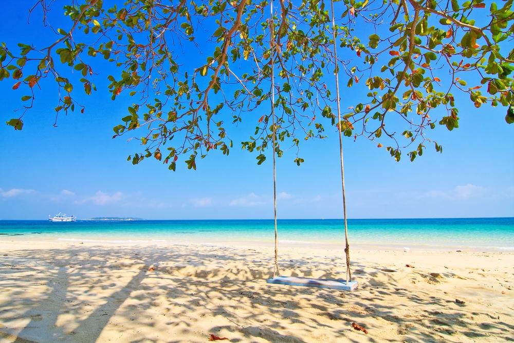 เกาะมันนอก (Ko Man Nok)