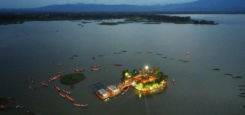Vientiane (เวียนเทียนกลางน้ำ)