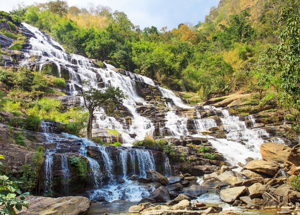 น้ำตกเมยา (Mae Ya Waterfall)