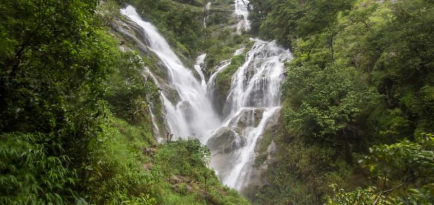 Pitugro Waterfall (น้ำตกปิตุ๊โกร)