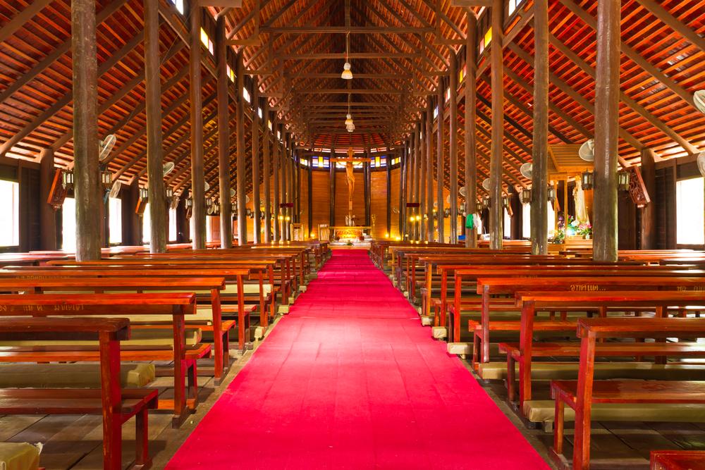 Ban Song Yae Catholic Church (โบสถ์คริสต์บ้านซ่งแย้)