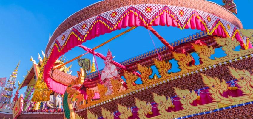 Bung Fai Talai Festival (บั้งไฟตะไล)