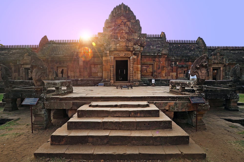 Buriram – The City of Two Castles in Thailand
