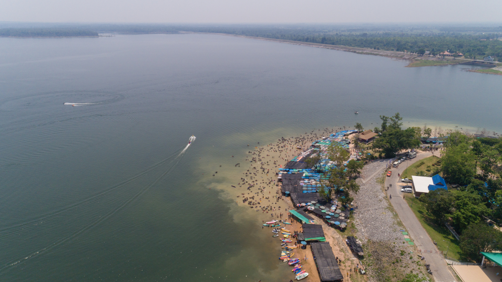 Lam Pao Dam (เขื่อนลำปาว)