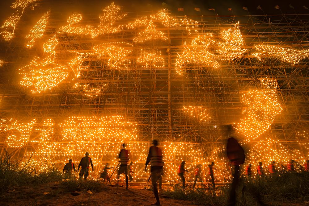 ไหลเรือไฟ (Lhai Ruer Fai Festival)