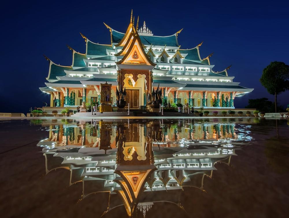 Pa Phu Kon Temple (วัดป่าภูก้อน) 1