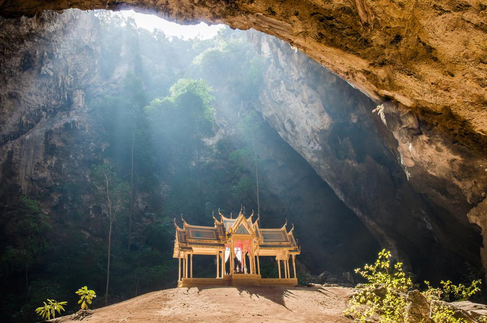 Phraya Nakhon Cave (ถ้ำพระยานคร)