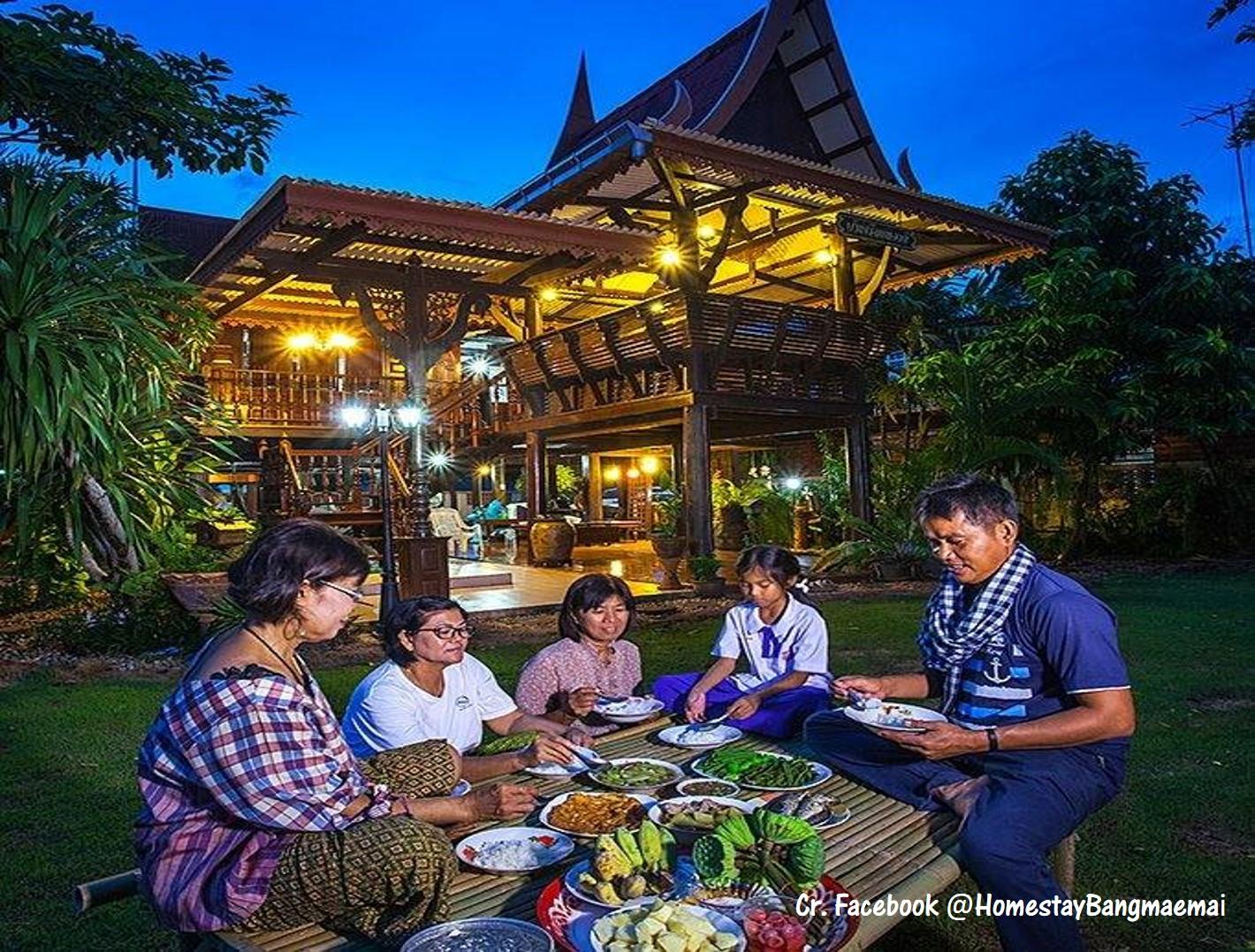 Reuan Thai Bang Mae Mai Homestay