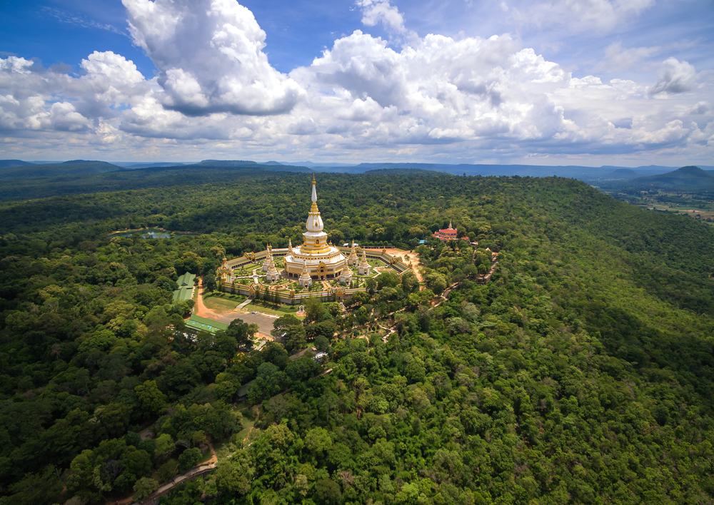 Roi Et – A City of Glorious Culture of the Past in Thailand