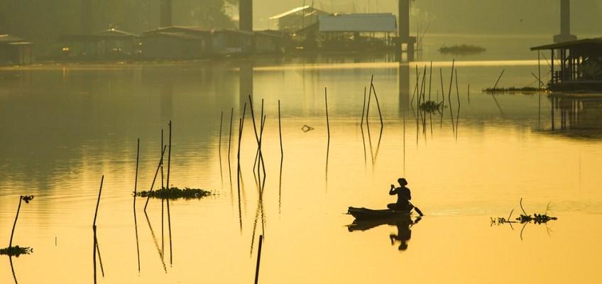Sakae Krang River (ชุมชนวิถีชีวิตริมน้ำสะแกรัง)