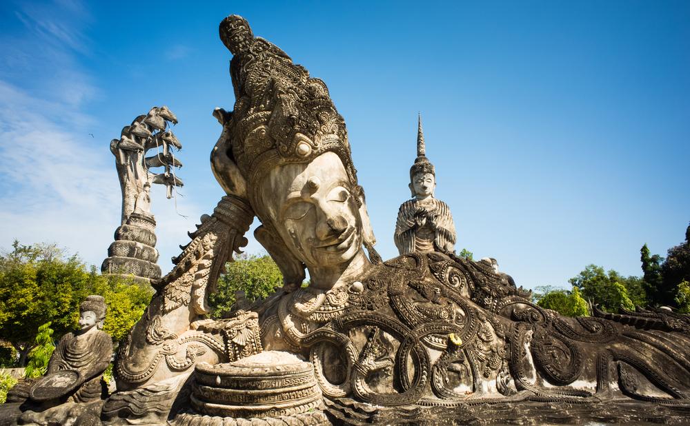 Sala Kaew Ku (ศาลาแก้วกู่)