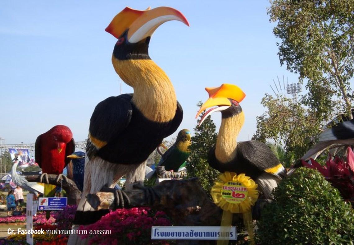 Straw Bird Puppet Festival
