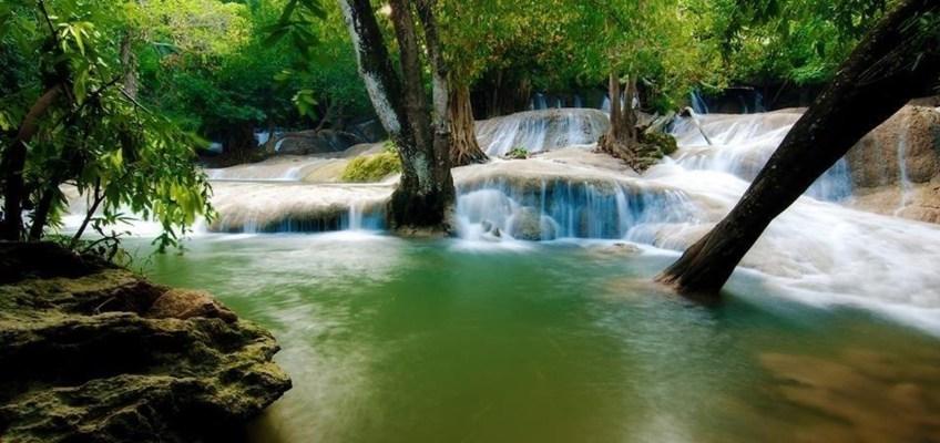 Wang Kan Lueng Waterfall (น้ำตกวังก้านเหลือง)