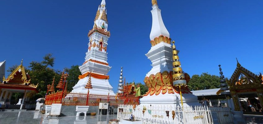 Wat Maha That (วัดมหาธาตุ)