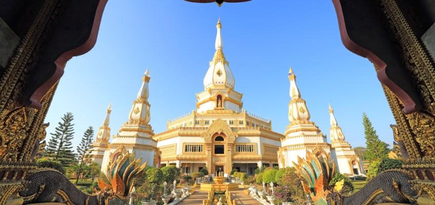 Wat Pa Namthip Prasit Wararam (วัดผาน้ำทิพย์ประสิทธิ์วราราม)