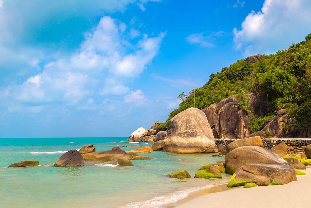 Travel Thai beaches in August Koh Samui