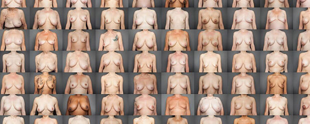 Video: What photographing 100 pairs of naked breasts taught me about women – Telegraph
