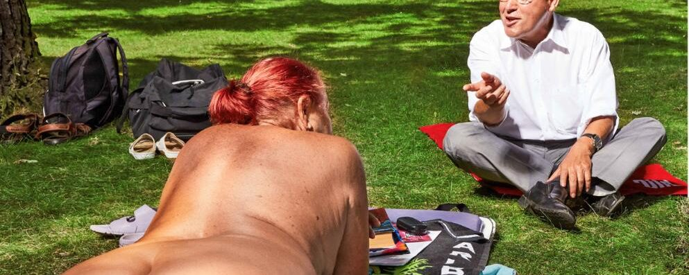 The Guardian view on nudity: grin and bare it | The Guardian