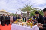 Prayers at the Ministry of Defence