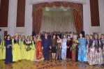 gala dinner group photo