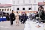 Royal Thai Army inspection of technology