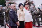 Ueli Maurer and Yingluck in Bern