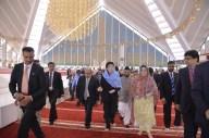 Yingluck in Pakistan